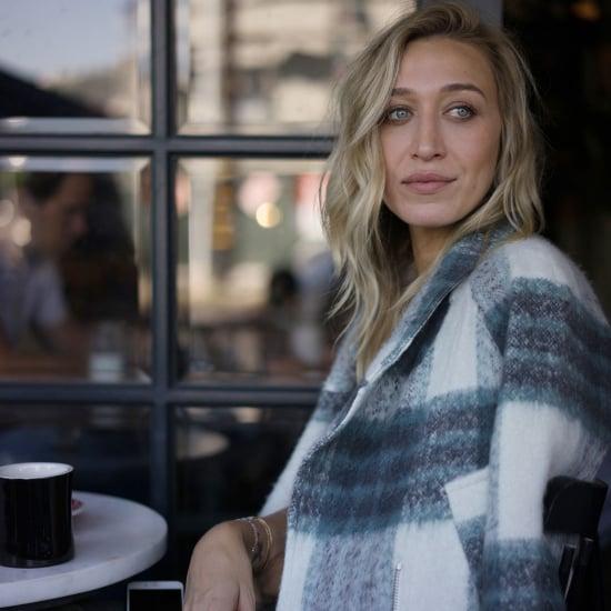 Alana Hadid Modeling Debut