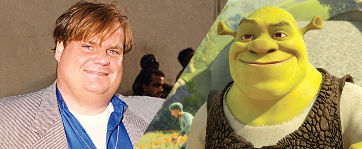 Chris Farley Voices Shrek | Video