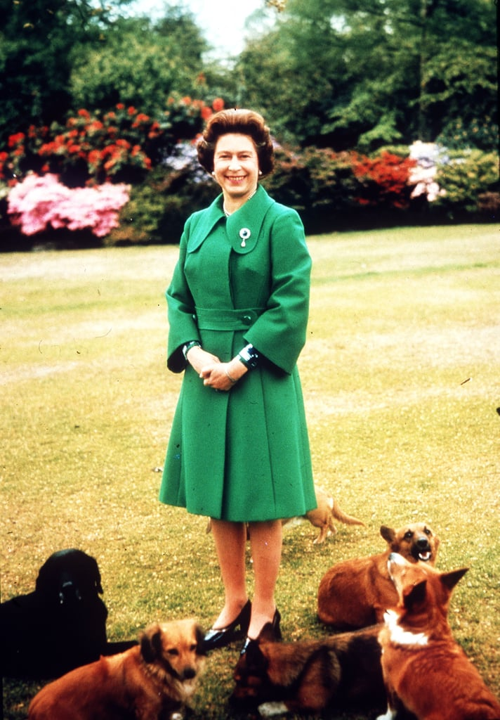 Queen Elizabeth II (born 1926)