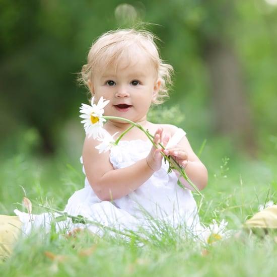 Spring Baby Names: Pretty Girl Names In Spanish