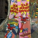 Dorval Pink Lemonade Sour Power Straws
