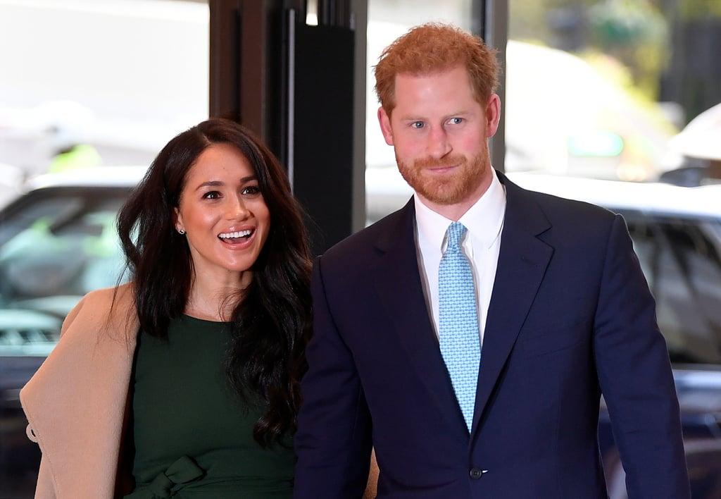 Meghan Revealed Her Sweet Nickname For Prince Harry in New ITV Documentary