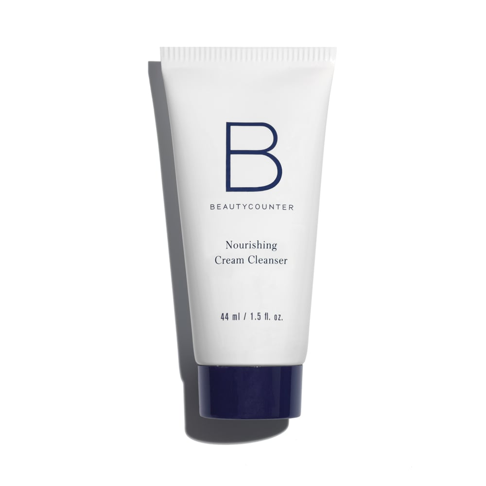 BeautyCounter Nourishing Cream Cleanser ($32) EWG Rating: 2 This cream-based cleanser is gentle to your skin.