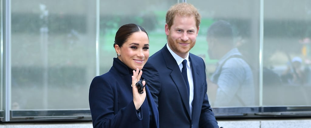 Prince Harry and Meghan Markle Tour NYC — See the Pictures