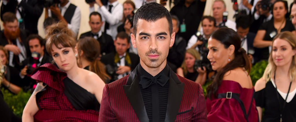 Lena Dunham Tweet About Joe Jonas at the 2017 Met Gala