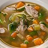 Next-Day Turkey Soup