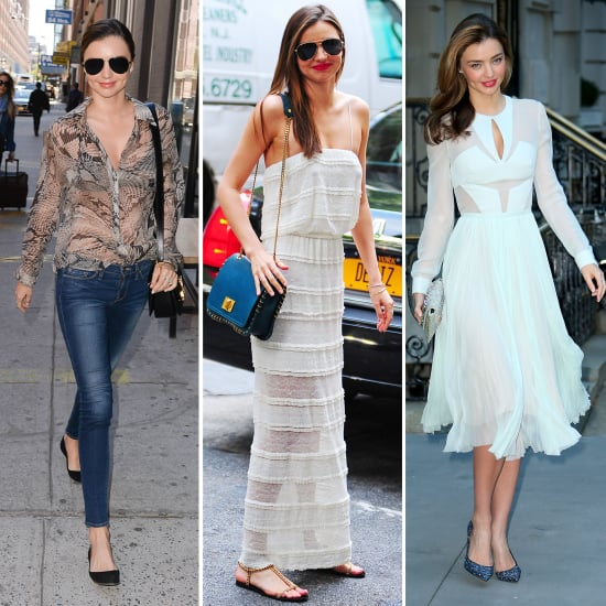 Miranda Kerr Fashion