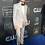 Rami Malek at the 2019 Critics' Choice Awards