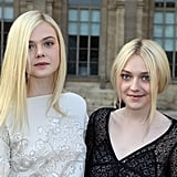 Elle and Dakota Fanning's Pictures Together Over the Years