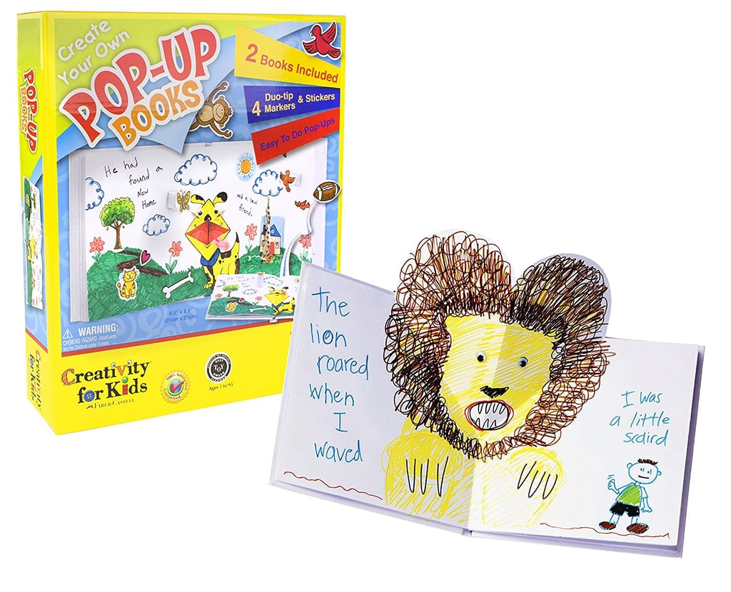 Creativity for Kids' Create Your Own Pop-Up Books