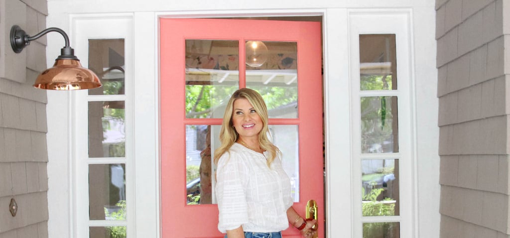 How a Vibrant Front Door Sets the Tone For This DIYer's Life