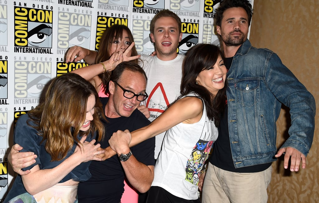 Agents Of SHIELD Season 2 Preview