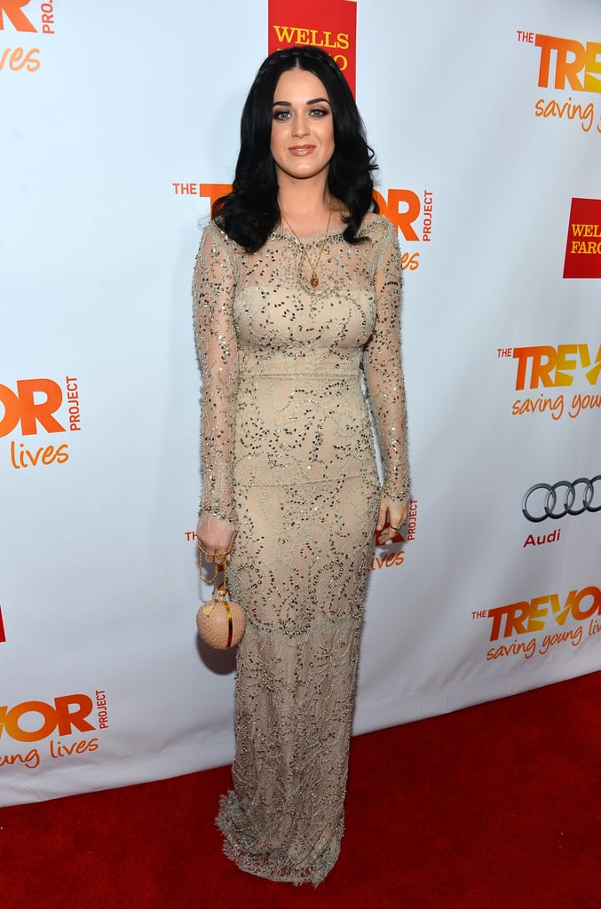 Katy Perry Gets Honored at a Star-Studded Trevor Live Benefit