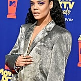Tessa Thompson at the 2019 MTV Movie and TV Awards