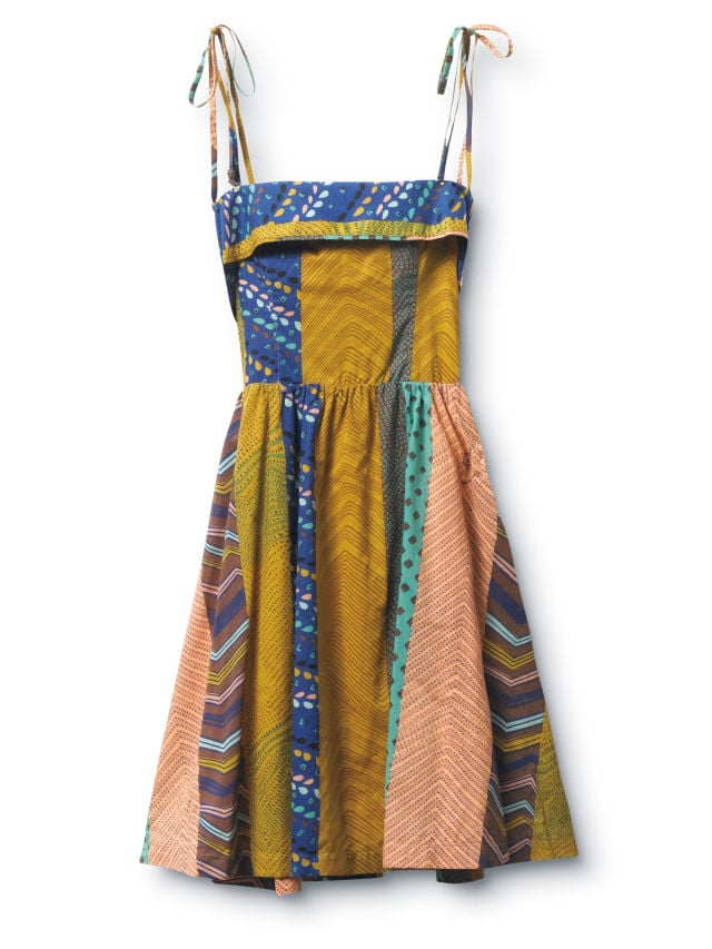 The print is bold and almost tribal, but this dress is totally infused with the ladylike fit we love.  Quiksilver Pareo Dress ($30, originally $60)