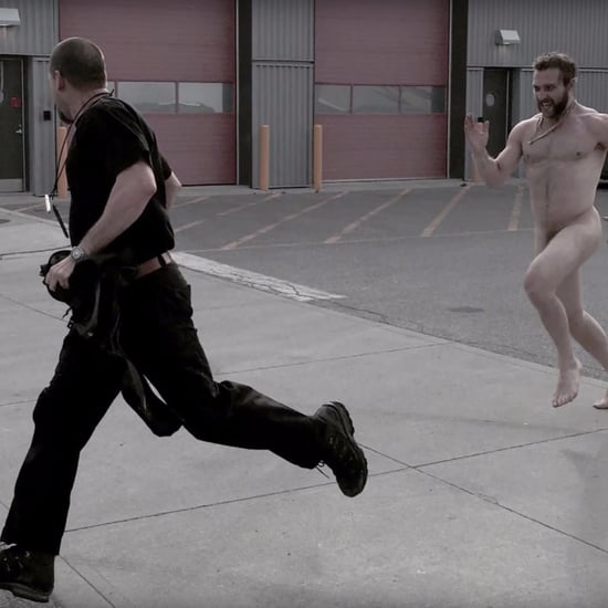 Jai Courtney Nude on the Suicide Squad Set
