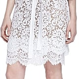 Michael Kors Collection Tie-Waist Scalloped Lace Dress ($2,995)
