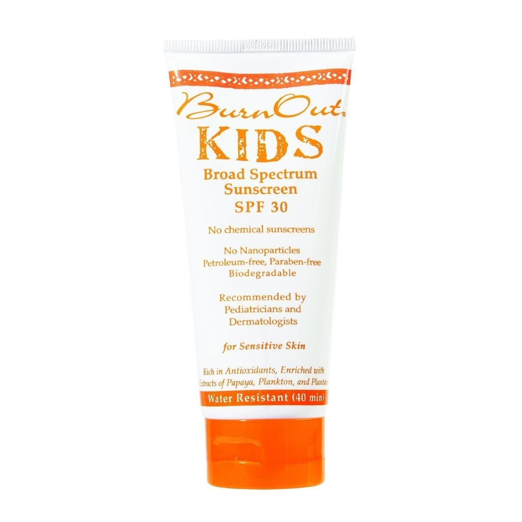 Amazon Find: BurnOut Kids Sunscreen, SPF 35