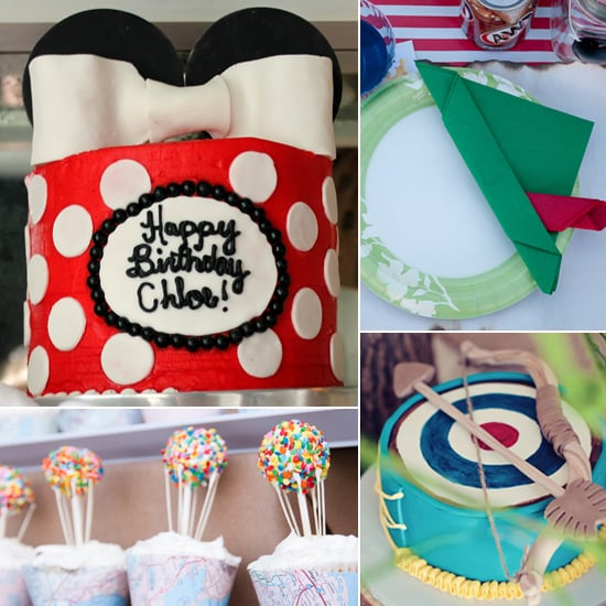 Disney Birthday Party Themes