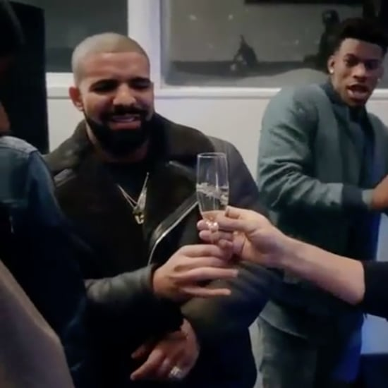 Drake Reacts to David Blaine's Magic Trick