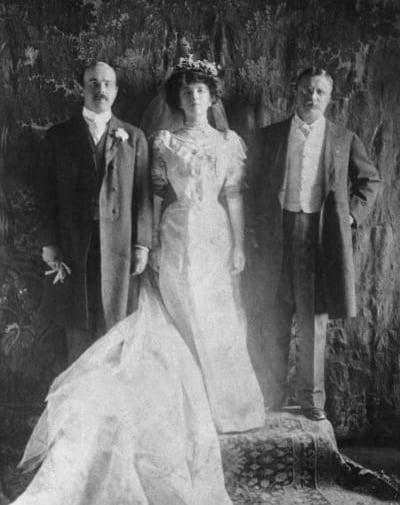 Alice Lee Roosevelt — Feb. 17, 1906