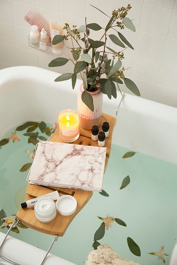 Umbra Me Time Bamboo Bath Tray Caddy | Best Birthday Gifts For Her ...
