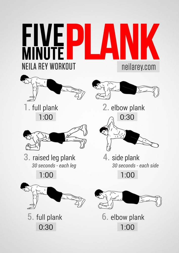 Source: Neila Rey | Best Workout Posters on Pinterest ...
