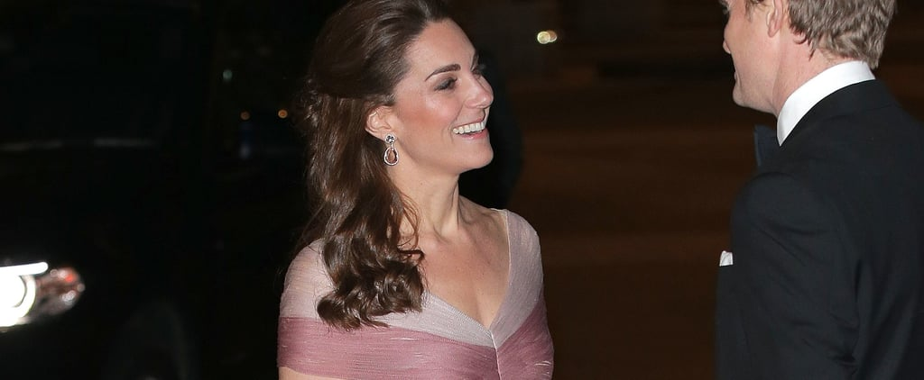 Kate Middleton 100 Women in Finance Gala Dinner Feb. 2019