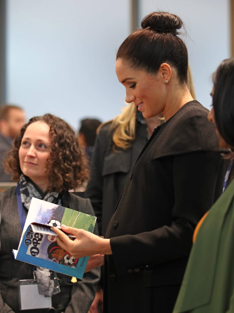 "According to Meghan Markle, These 5 ""Badass"" Books Should Be on Your Reading List"
