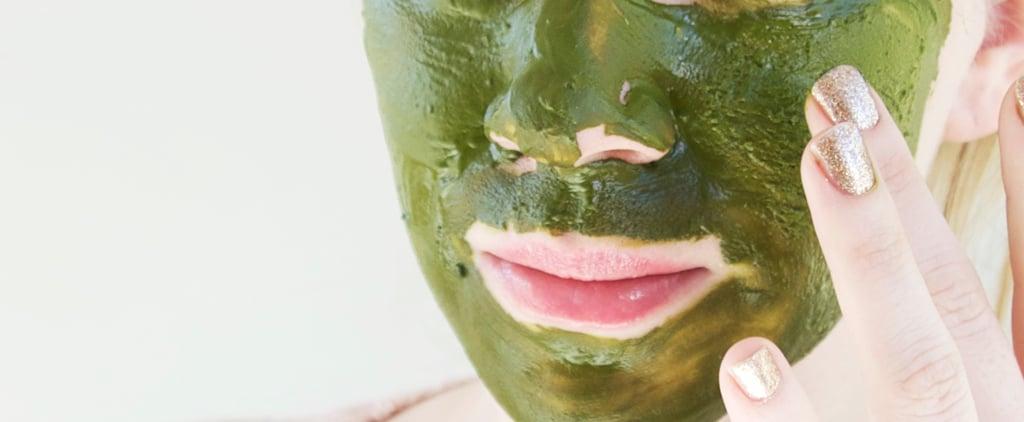 Masques du Visage au Matcha