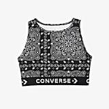 Converse x Miley Cyrus Bandana Bra ($45)