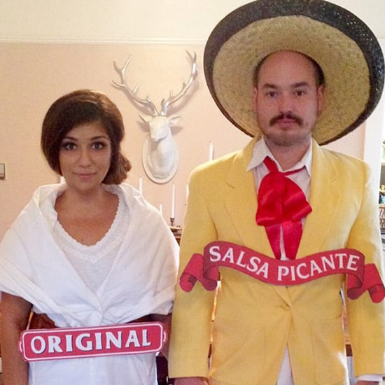 Cholula and Tapatio Halloween Costumes