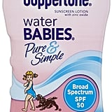 #4 Lotion: Coppertone WaterBabies SPF 50 Lotion