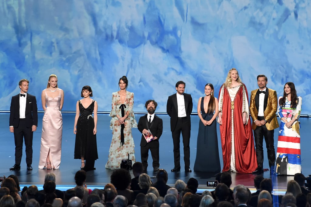Not Even the Night King Could Stop the Game of Thrones Cast From Dominating the Emmys