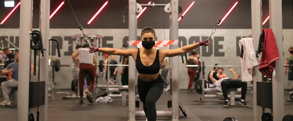 Is It Safe to Work Out in a Face Mask?