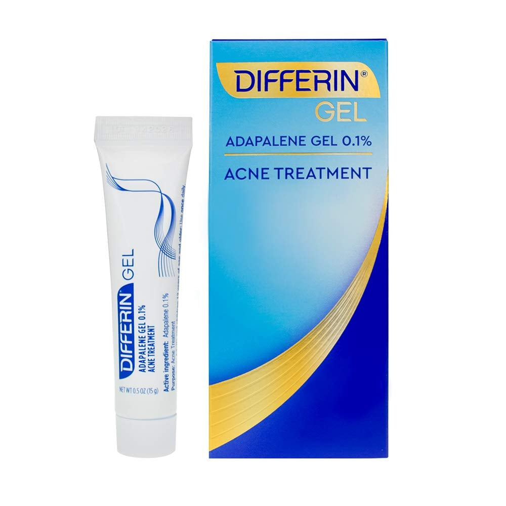 Differin Treatment Gel
