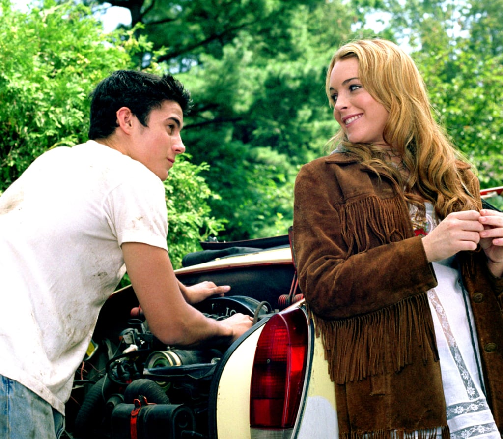 This fringed jacket really embodied Lindsay's free spirit, don't you think?