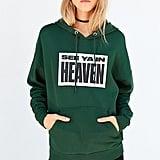Silence + Noise See Ya In Heaven Hoodie Sweatshirt ($49)