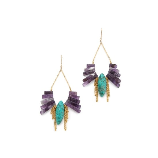 Earrings, $232.15, Gemma Redux at Shopbop