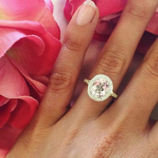 Verlobungsringe für Heiratsanträge im Frühling