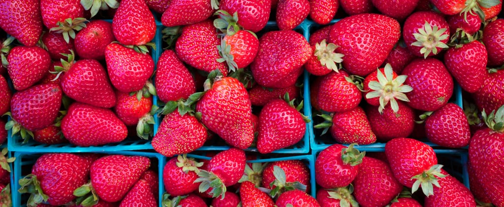 This Is Why You Should Always Buy Organic Strawberries