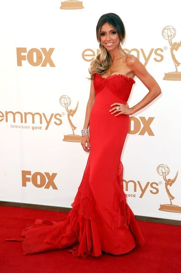 Giuliana Rancic(2011 Emmy Awards)