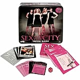 Sex and the City Trivia Game (approx $46)