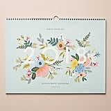 Botanical 2018 Appointment Calendar ($26)