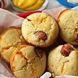 Corn Dogs in a Muffin Tin