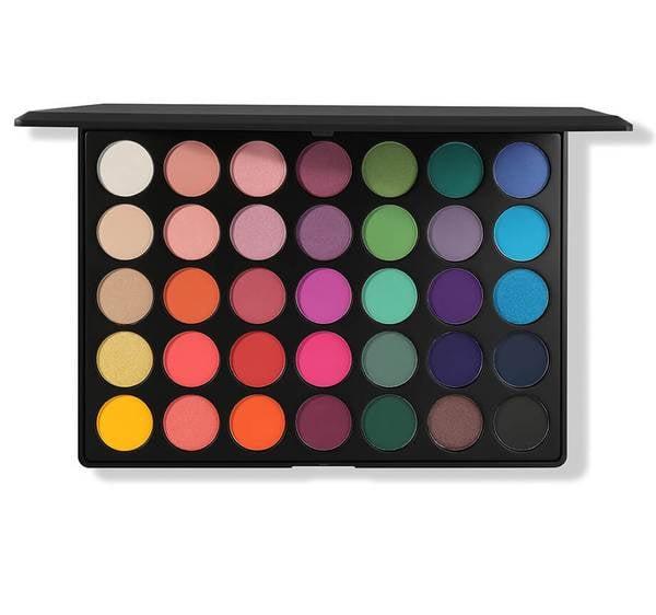 Morphe Brushes 35b Glam Palette