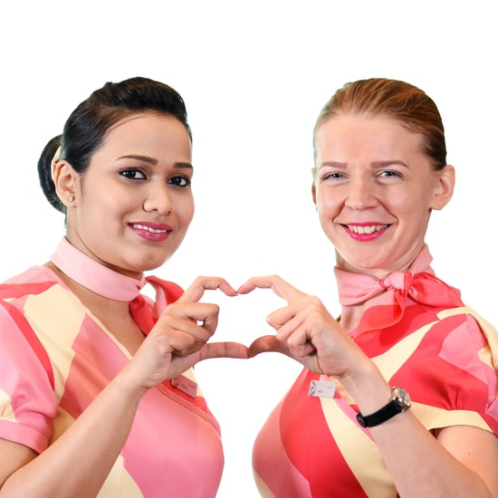 Emirates Marhaba Valentine's Day Promo Video 2018