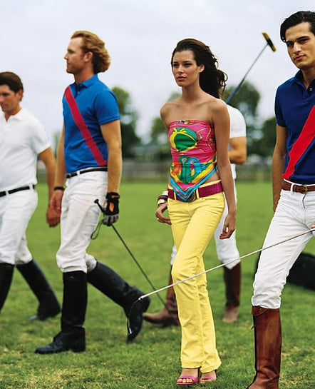 Ralph Lauren Launches The Big Pony Collection