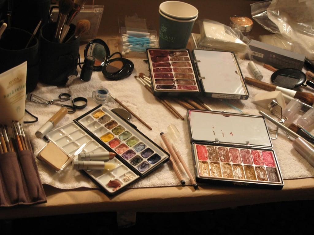 Backstage Beauty: Rag & Bone