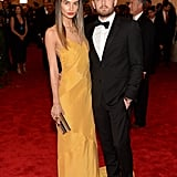 Lily Aldridge and Caleb Followill in 2013